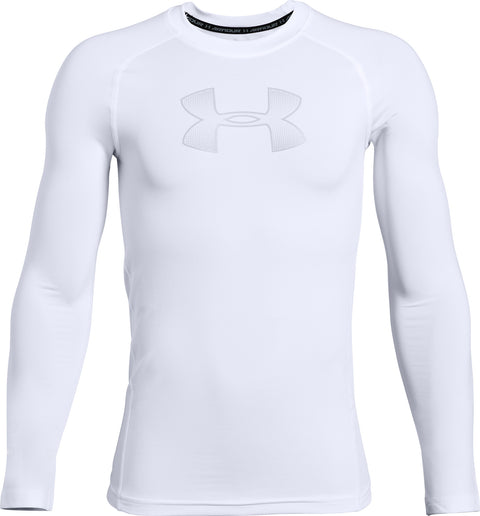 Under Armour HeatGear® Armour Long Sleeve - Boy's