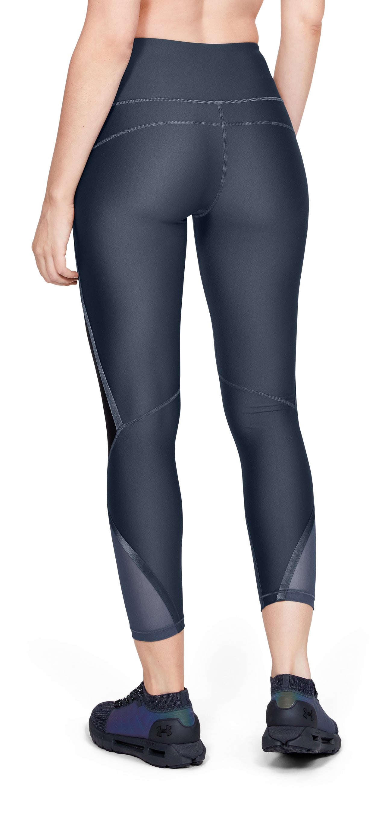 2efee30064f20e ... Metallic Silver · Under Armour HG Armour Shine Ankle Crop - Women's  thumb ...