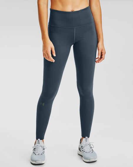Under Armour UA RUSH™ ColdGear® Jacquard Leggings - Women's