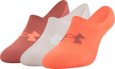 Under Armour Essential Ultra Lo Three pairs - Women's