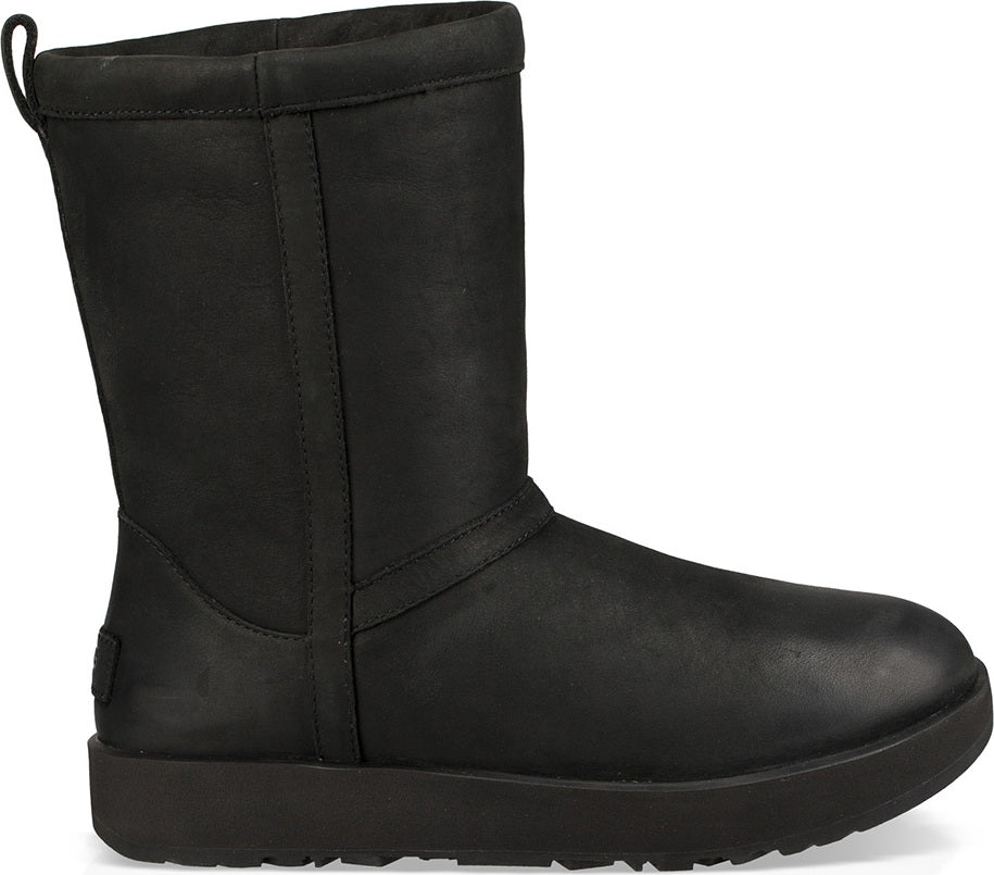 74090f0737b Women's Classic short Leather Waterproof Boots