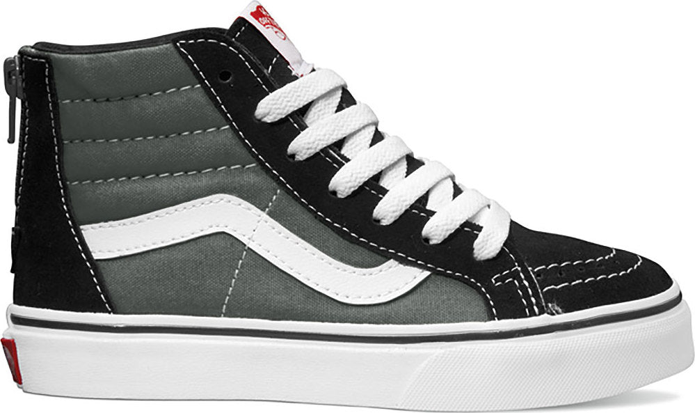 5bef48bd1e Vans Kid s Sk8-hi Zip Shoes