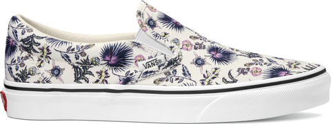 Vans Paradise Floral Classic Slip-On Shoes - Unisex