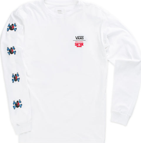 Vans Vans X Shark Week Long Sleeve T-shirt - Boy's