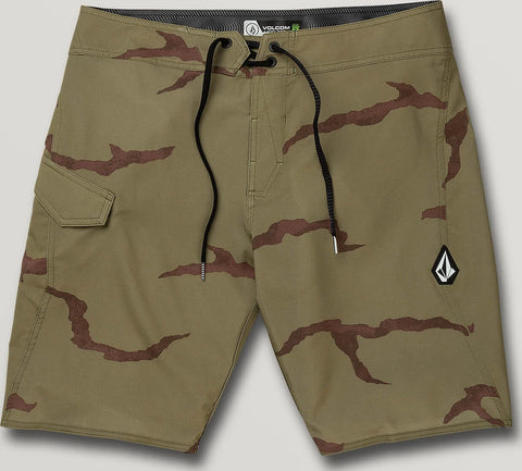 Volcom Lido Solid Mod Trunks 20 in - Men's