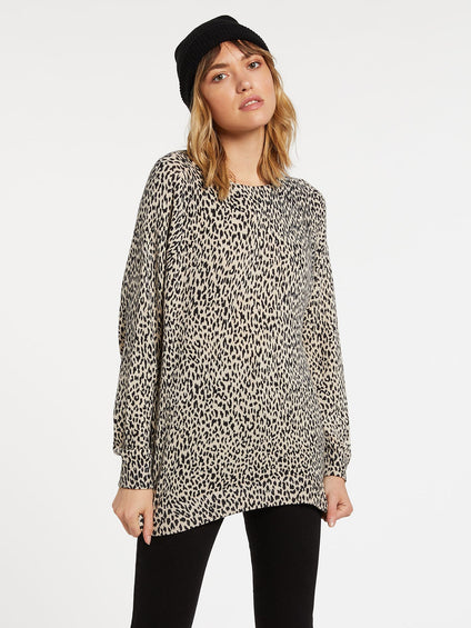 Volcom Over N Out Sweater - Women's