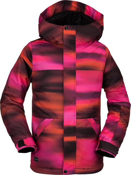 Volcom SASS'N'FRAS Insulated Jacket - Girls