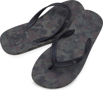 5ec77cb00 lazy-loading-gif Volcom Rocker 2 Solid Sandals - Men s Dark Camo