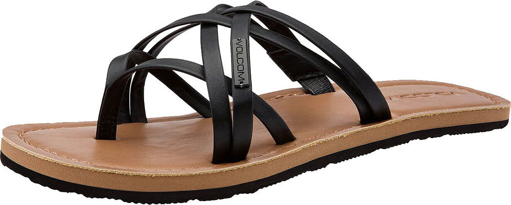 88f8a6db6d68 ... Strap Happy Sandals - Women s Black ...