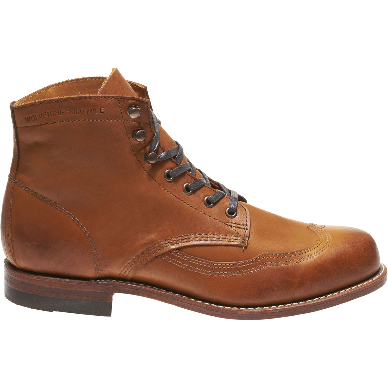 1c65b6ecf70 Men's Addison 1000 Mile Wingtip Boots
