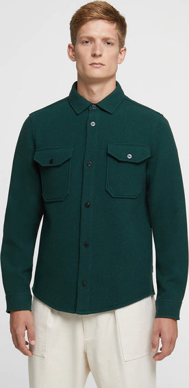 Woolrich Alaskan Wool Over Shirt - Men's
