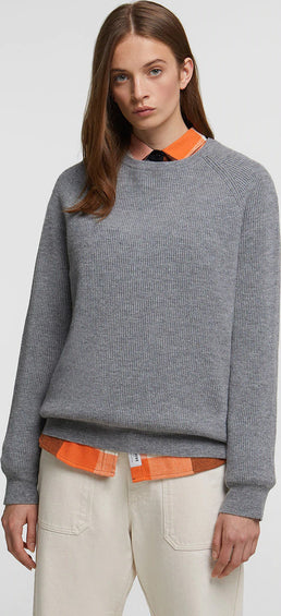 Woolrich Wool Cashmere Crew Neck Sweater - Women's
