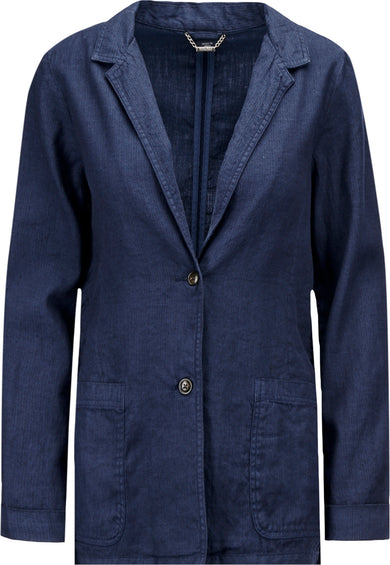 Woolrich Cotton Linen Blazer - Women's