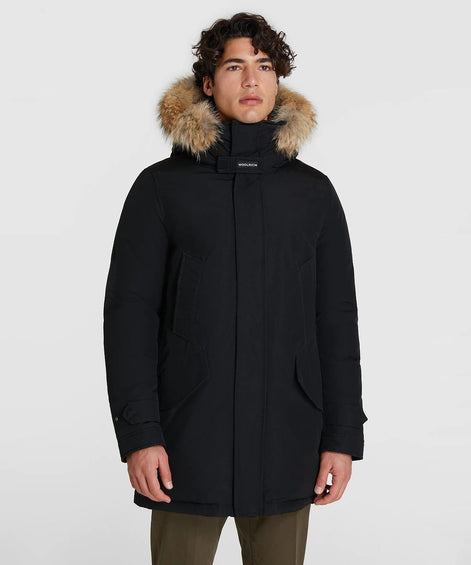 Woolrich High Collar Polar Parka - Men's