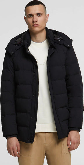 Woolrich Sierra Long Jacket Detachable Hood - Men's
