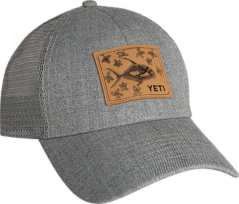 YETI Women's Permit Mangroves Patch Trucker Hat