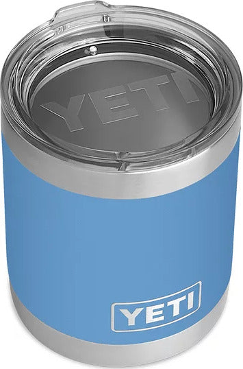 YETI Rambler 10 oz Lowball with Lid