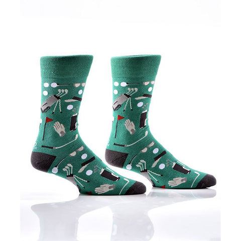 Yo Sox Crew Socks - Men's