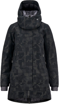 245c360fd5f The North Face Cryos Wool Blend Down Parka GTX - Women'sTnf Black Jacquard