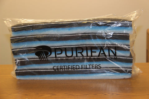 Purifan Factory Certified PA1 Allergy, Dust and Odor Filters