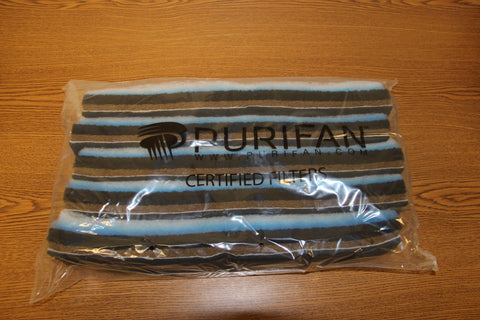 Purifan Factory Certified PA2 Smoke and Odor Filters