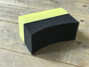 Applicator Sponge Pad for Tyre & Trim Dressing Shine
