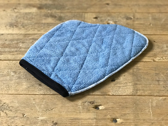 Microfibre Polish Applicator Mitt