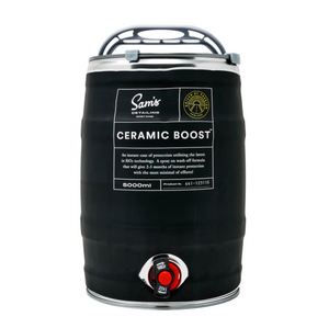 Sam's Ceramic Boost Keg