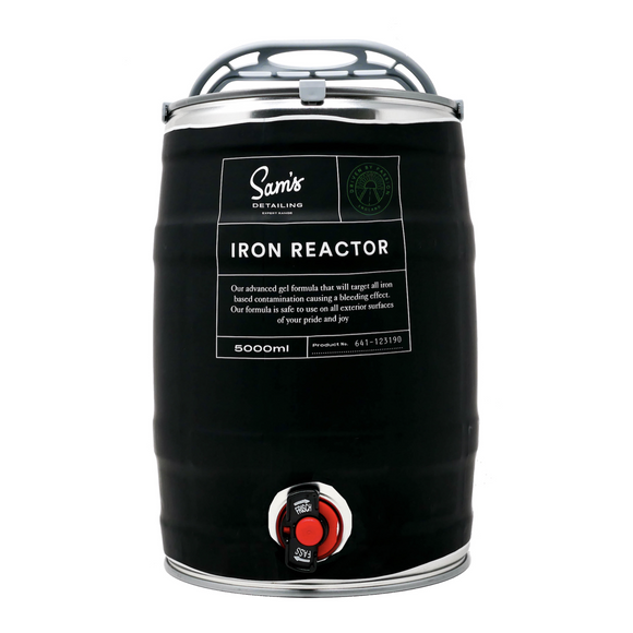 Sam's Iron Reactor Keg 5L