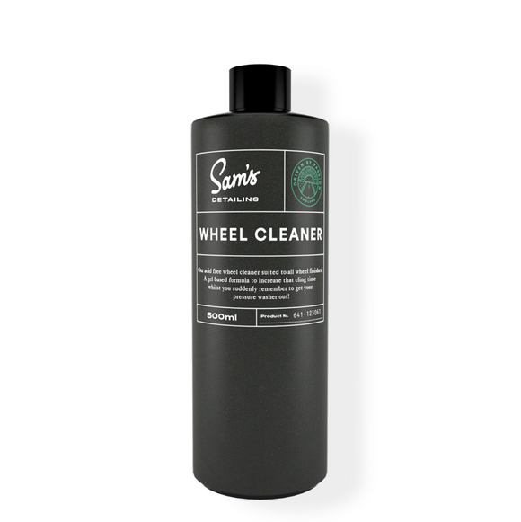 Sam's Wheel Cleaner