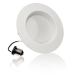 5/6-inch Smooth LED Downlight, 15W, 1100 Lm, Dimmable - LED Light Club