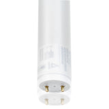 4 ft. T8 18-Watt, Plug and Play, Bypass, LED Light Bulb UL & DLC, Shatterproof, Frosted and Clear Lens - LED Light Club