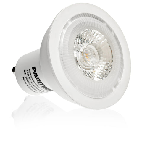 50 Watt Equivalent GU10 LED Bulb UL & Energy Star Certified - LED Light Club