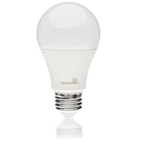 (12-Pack) A19 LED Light Bulbs, 9W, 770 Lm, Medium Screw Base (E26), Non-Dimmable - LED Light Club