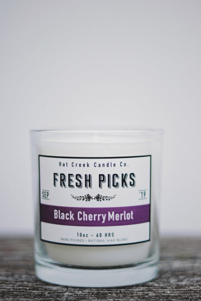 10oz September Fresh Picks: Black Cherry Merlot