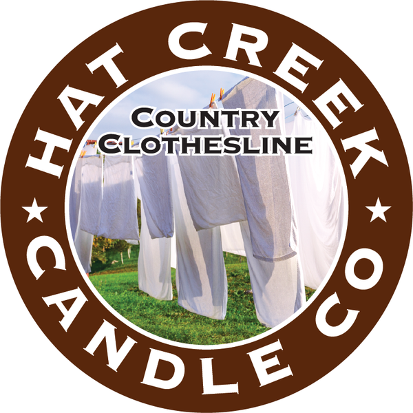 4oz Mini Mason Jar Candle: Country Clothesline