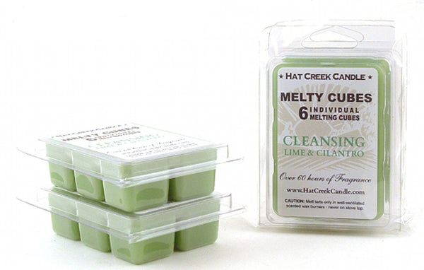 Melty Cube Scented Wax Melts 2pk: Cleansing