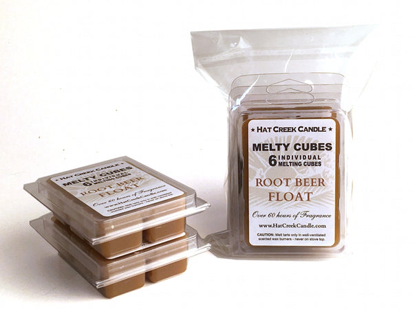 Melty Cube Scented Wax Melts 2pk: Root Beer Float