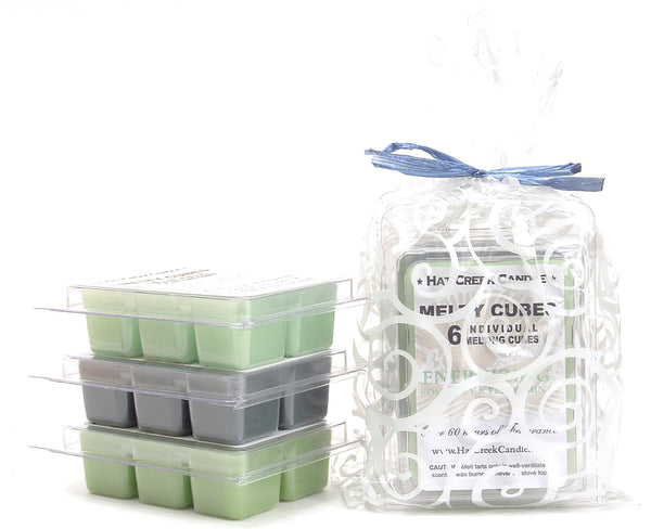 3pk Melty Cube Scented Wax Melts: Spaaah Day