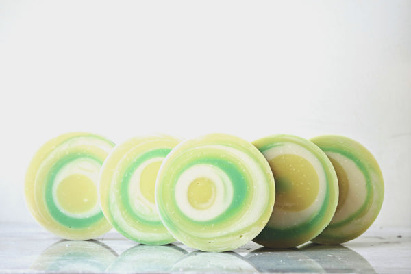 Artisan Soap: Lemon Verbena