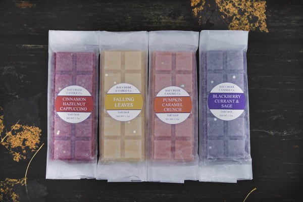 October Fresh Picks: Collection of 4 Tart Bars