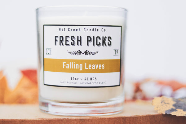 10oz October Fresh Picks: Falling Leaves