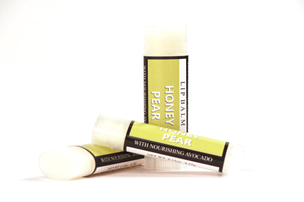 Lip Balm: Honey Pear