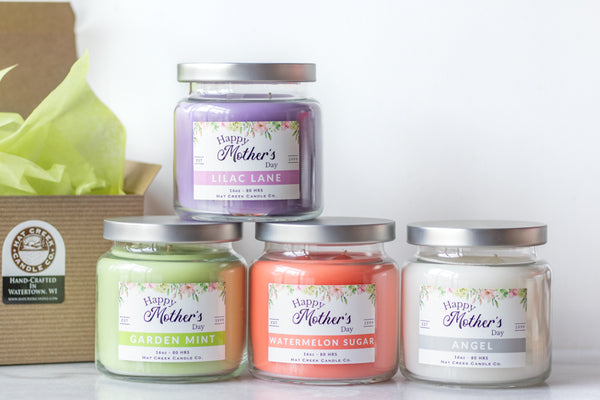 Mother's Day 16oz Scented Jar Candle - Gift Boxed