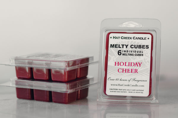 Melty Cube Scented Wax Melts 2pk: Holiday Cheer