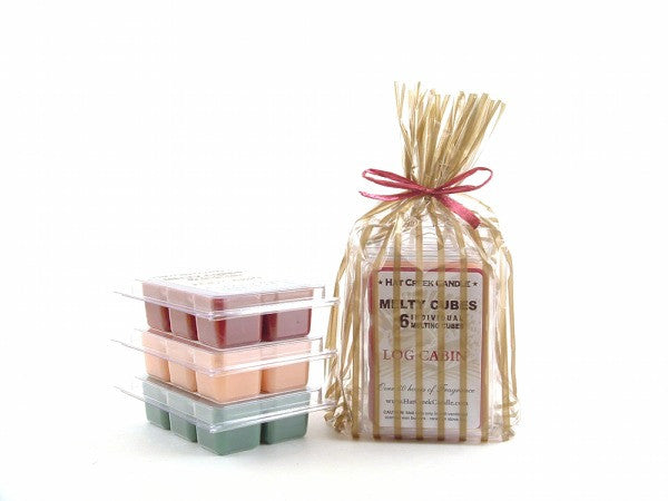 Melty Cube Wax tarts – Cabin Retreat