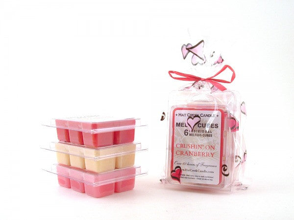 Melty Cube Wax tarts – Heart to Heart