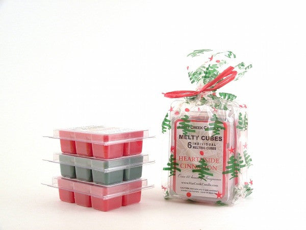 Melty Cube Wax tarts – Holiday Classics