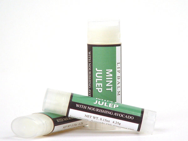 Lip Balm: Mint Julep