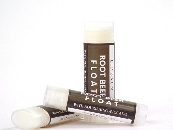 Lip Balm: Root Beer Float